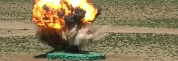 Trung Quốc tập bắn đạn thật ở biên giới Ấn Độ - Ảnh 1