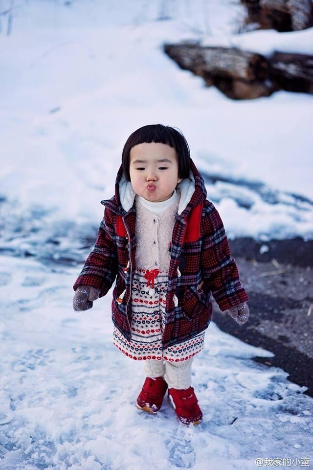 """Hình ảnh đáng yêu của ''cô bé háu ăn'' khiến cộng động mạng """"phát thèm"""" - Ảnh 9"""