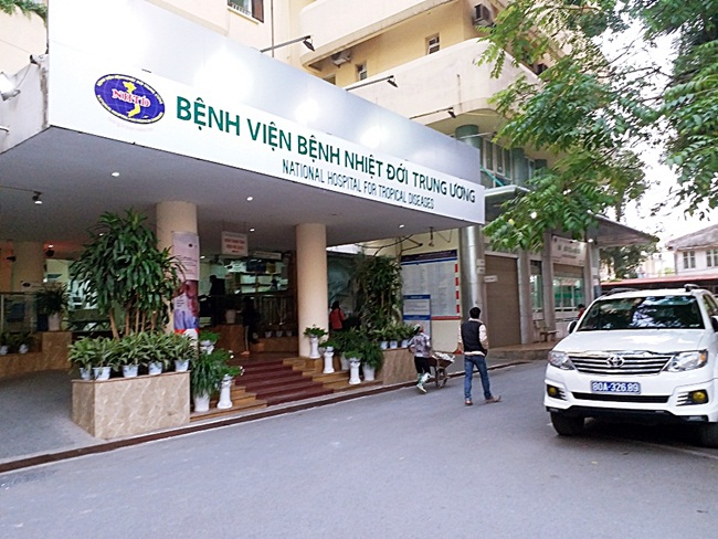 Lùm xùm tại Bệnh viện Nhiệt đới Trung ương: Thanh tra Bộ Y tế vào cuộc  - Ảnh 1