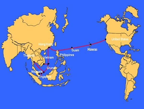 Cáp quang biển AAG gặp trục trặc, kết nối quốc tế bị ảnh hưởng gần 2 tuần - Ảnh 1