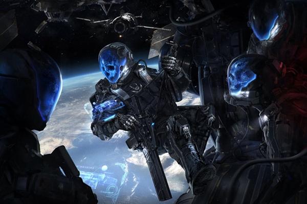 """Tổng thống Trump muốn thành lập """"đội quân không gian"""" - Ảnh 2"""