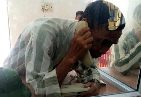 Ông Trần Văn Vót được tại ngoại để chữa bệnh lao  - Ảnh 1