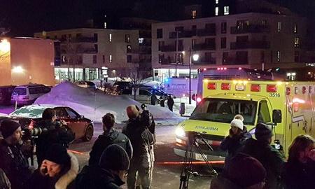 Thủ tướng Canada gọi vụ xả súng ở thánh đường là hành động khủng bố - Ảnh 1