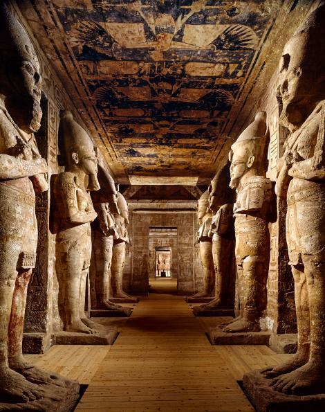 Khám phá hôn lễ lớn nhất Ai Cập cổ đại - Ảnh 1