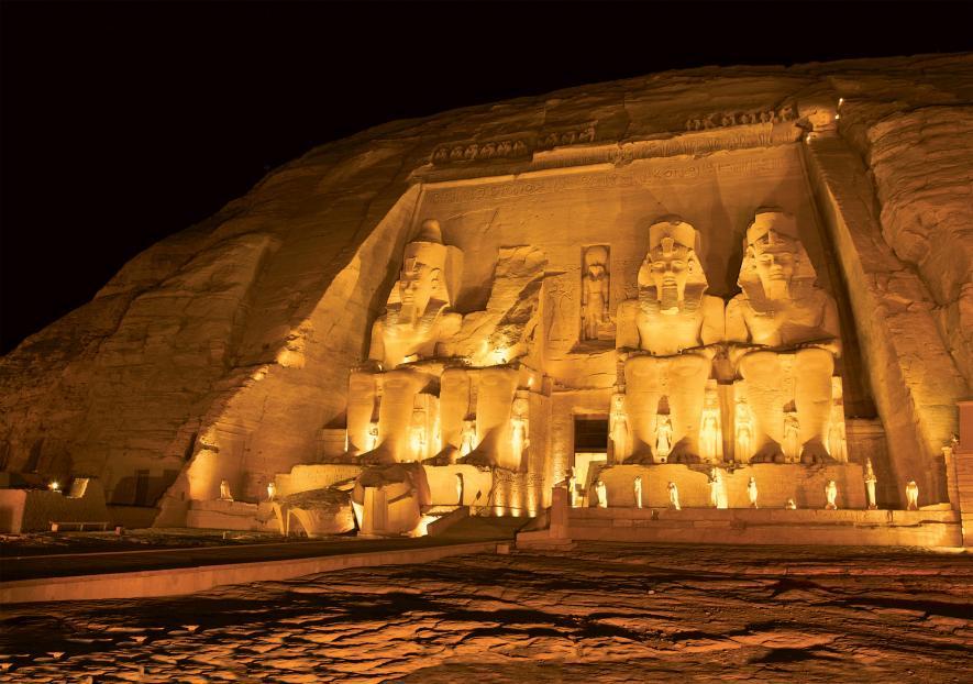 Khám phá hôn lễ lớn nhất Ai Cập cổ đại - Ảnh 8