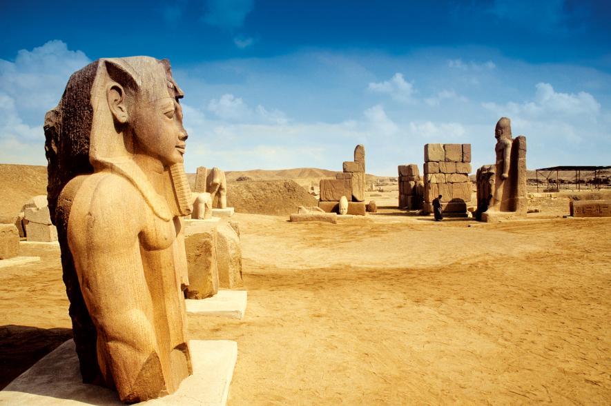Khám phá hôn lễ lớn nhất Ai Cập cổ đại - Ảnh 10