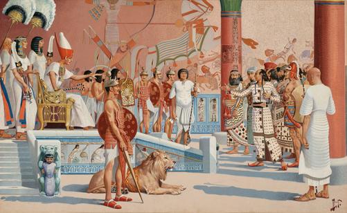 Khám phá hôn lễ lớn nhất Ai Cập cổ đại - Ảnh 5