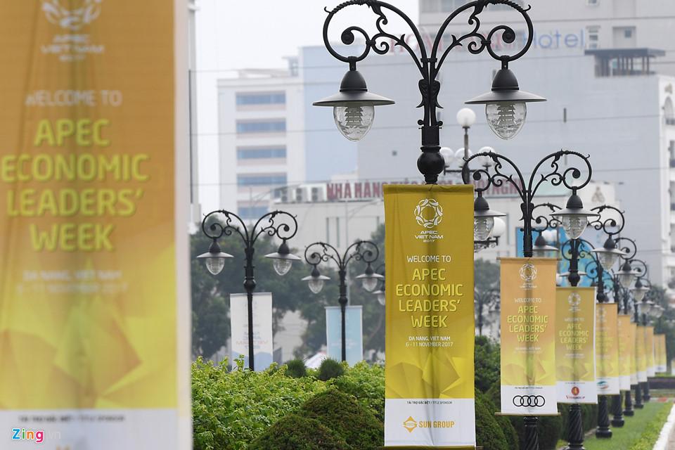 Đà Nẵng rực rỡ đèn hoa chào đón Tuần lễ cấp cao APEC 2017 - Ảnh 4