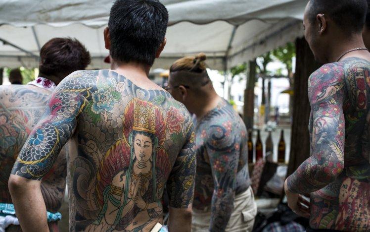 Trùm mafia lớn nhất Nhật Bản đang chia rẽ - Ảnh 1