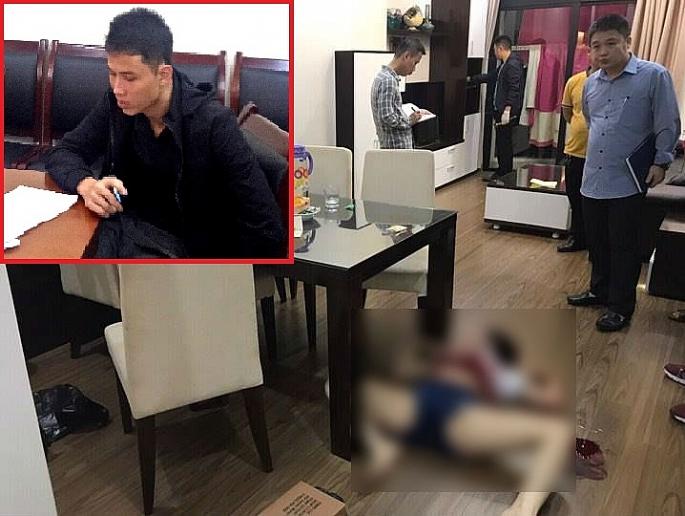 Toàn cảnh vụ người phụ nữ bị sát hại trong chung cư cao cấp ở Hà Nội - Ảnh 2