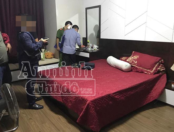 Toàn cảnh vụ người phụ nữ bị sát hại trong chung cư cao cấp ở Hà Nội - Ảnh 5