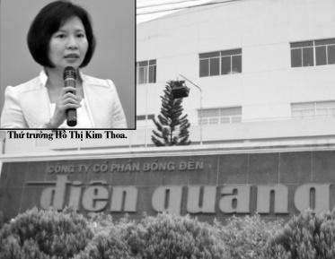 """Cần đi tới cùng vấn đề xung quanh khối tài sản """"khủng"""" của Thứ trưởng Kim Thoa - Ảnh 1"""
