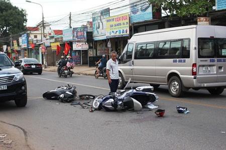 7 ngày nghỉ tết, TP.HCM có 4 người chết vì tai nạn giao thông - Ảnh 1