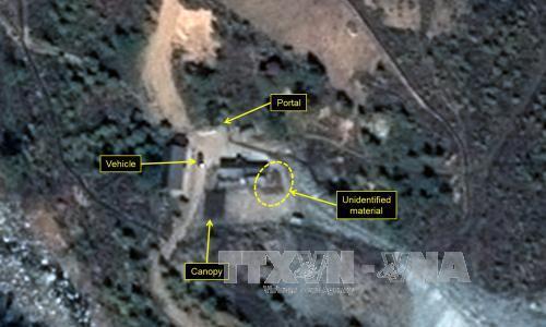 Biểu hiện khả nghi Triều Tiên chuẩn bị thử nghiệm hạt nhân? - Ảnh 1