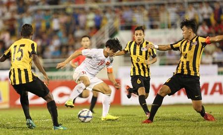 Công Phượng lập công, U23 Việt Nam đè bẹp U23 Malaysia - Ảnh 2