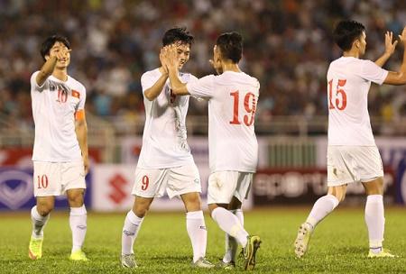Công Phượng lập công, U23 Việt Nam đè bẹp U23 Malaysia - Ảnh 1