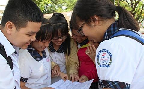 Thành phố Hồ Chí Minh đổi lịch thi lớp 10 sớm hơn năm trước - Ảnh 1