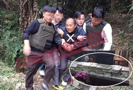 Bị vây bắt, kẻ ôm 39 bánh heroin nổ súng chống trả công an  - Ảnh 1