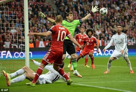 Bayern đại chiến Real, Barca tái ngộ Juventus ở tứ kết Champions League - Ảnh 1