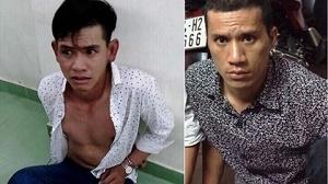 """Truy đuổi hơn 10km bắt hai con nghiện chuyên """"đá xế"""" giữa phố Sài Gòn - Ảnh 1"""