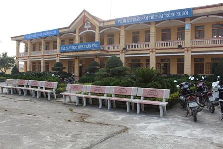 Khởi tố vụ bảo vệ bị tố dâm ô nhiều học sinh ở Hà Nam - Ảnh 1