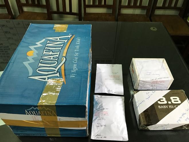 Đột nhập nơi ở của giang hồ đất Cảng điều hành đường dây ma túy liên tỉnh - Ảnh 2