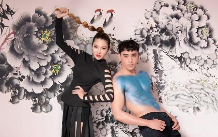 Lương Thái Trân khoe vẻ đẹp thành thị quyến rũ bên trai đẹp 6 múi Thuận Nguyễn - Ảnh 11