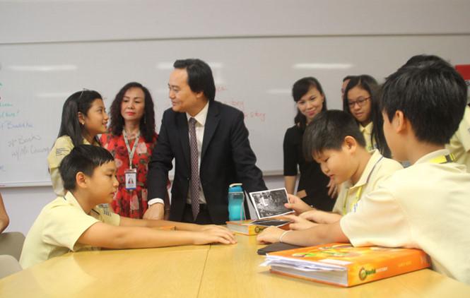 Bộ trưởng GD-ĐT: Khó xếp hạng giáo dục Việt Nam đứng thứ mấy trong khu vực - Ảnh 1