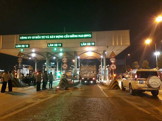 Khởi tố vụ tài xế xe tải cán tử vong thiếu tá CSGT ở Đồng Nai - Ảnh 1