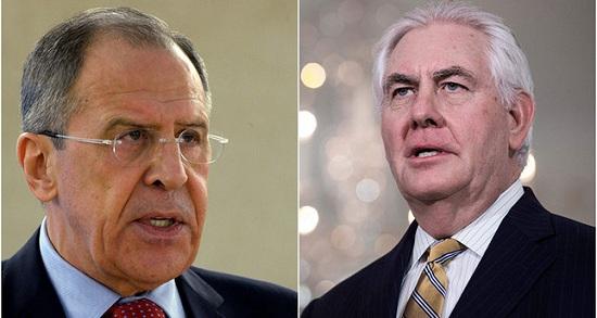 Bộ trưởng Ngoại giao Nga - Mỹ nhất trí điều tra vụ tấn công hóa học tại Syria - Ảnh 1