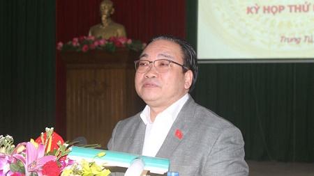 Bí thư Hà Nội: Nhiều quận, huyện làm hơi quá trong chiến dịch ra quân đòi vỉa hè - Ảnh 1