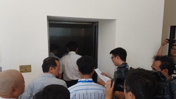Báo chí bị cấm cửa tại cuộc họp về quy hoạch bán đảo Sơn Trà - Ảnh 1