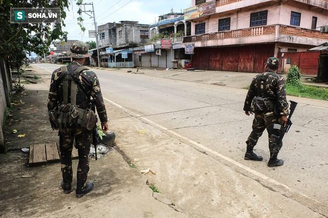 Philippines sẵn sàng đối thoại với nhóm phiến quân tại Marawi  - Ảnh 2