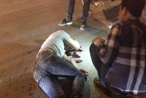 Hà Nội: Công an điều tra vụ nam thanh niên bị đánh ngất xỉu khi đang ngồi trà đá - Ảnh 1