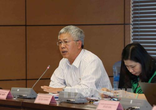 Các đại biểu hài lòng với những cải tiến tại Kỳ họp Quốc hội - Ảnh 4