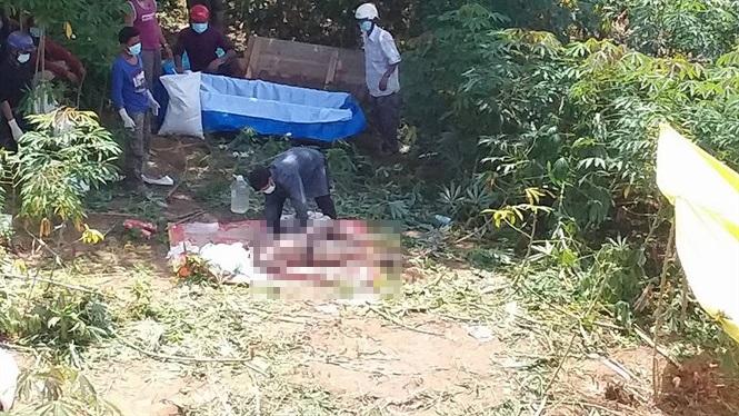 Bắt kẻ truy sát khiến nạn nhân nhảy sông, chết đuối - Ảnh 1