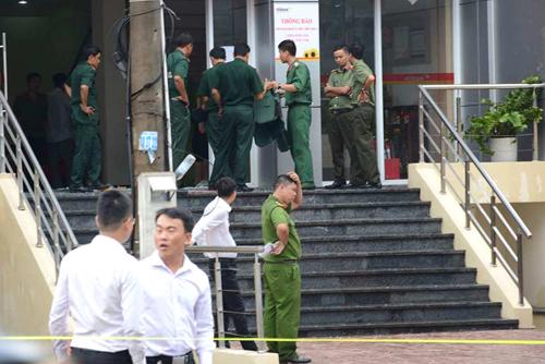 Diễn biến mới nhất vụ cướp ngân hàng táo tợn ở Đồng Nai - Ảnh 2