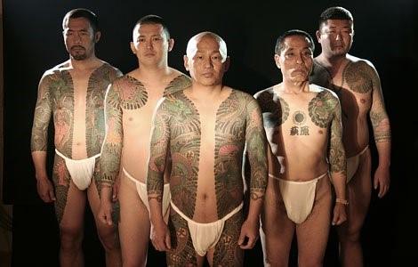 Mười sự thật bất ngờ về tổ chức mafia khét tiếng Nhật Bản - Ảnh 5