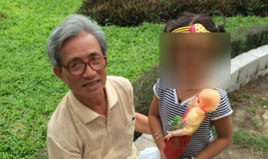 Hoàn tất kết luận điều tra vụ cụ ông 77 tuổi dâm ô trẻ em - Ảnh 1