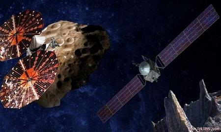 NASA công bố hai sứ mệnh khám phá lịch sử của hệ Mặt trời - Ảnh 1