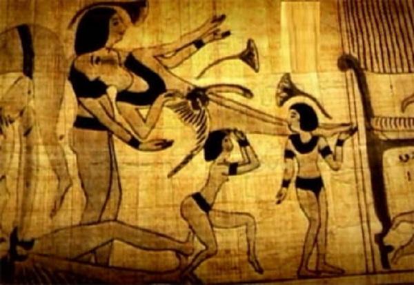 Đồng tính luyến ái thời Ai Cập cổ đại  - Ảnh 1