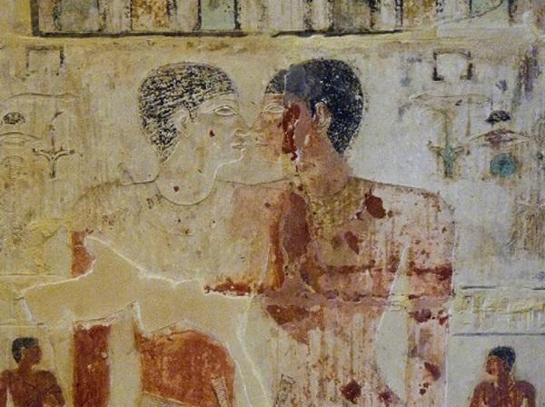 Đồng tính luyến ái thời Ai Cập cổ đại  - Ảnh 3