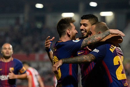 Barcelona đứng trước nguy cơ rời giải La Liga? - Ảnh 1