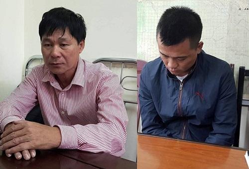 Hai giám đốc kinh doanh hàng nghìn lít xăng bẩn bị bắt - Ảnh 1