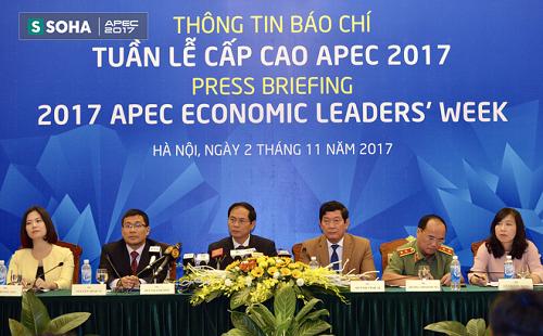 Tất cả lãnh đạo 21 nền kinh tế xác nhận tới sẽ tới Tuần lễ Cấp cao APEC - Ảnh 1