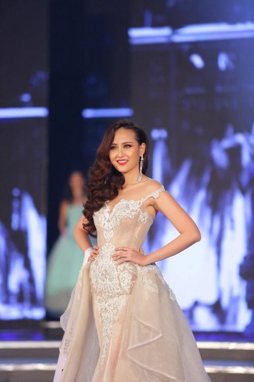 Hành trình Khánh Ngân đến với ngôi vị Hoa hậu tầm cỡ Quốc tế đầu tiên của Việt Nam - Ảnh 3