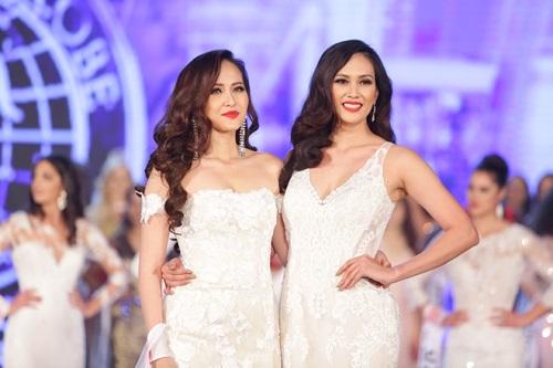 Hành trình Khánh Ngân đến với ngôi vị Hoa hậu tầm cỡ Quốc tế đầu tiên của Việt Nam - Ảnh 2