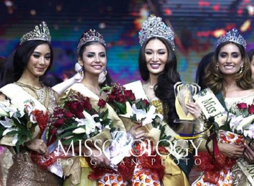 Nhan sắc tân Hoa hậu Trái đất 2017 bị chê tơi tả - Ảnh 2