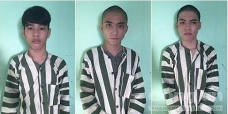 Bắt băng cướp tuổi teen gây án khắp Sài Gòn - Ảnh 2