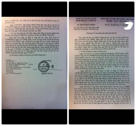 Hà Nội: Sở KH&ĐT 'phớt lờ' nghiệp vụ vì chỉ đạo của thành phố!? - Ảnh 1